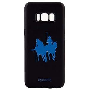 Santa Barbara Samsung Galaxy S8 Back Cover - Black