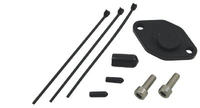 Plate Off Oil Block Pump (Block-off Kit Oil Injection SeaDoo 800 - 951 Motors)