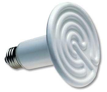 Shopzeus USA zeusd1-EPST-2731807 60 Watt Heat Emitter Ceramic Coil- 10 to 20gal - Emitter Ceramic Coil
