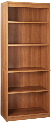 Bestar Inc 65715-1168 Standard Bookcase, Cappuccino - Cappuccino Bestar Cherry