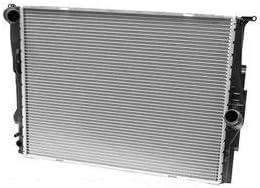Radiator For 06-11 BMW 3-Series E90 Non-Turbo N52 Motor w//o SULEV