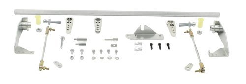 - Dual Carb Linkage Kit, For 34 EPC & ICT Carbs, Hex Bar 26, Compatible with VW and Dune Buggy