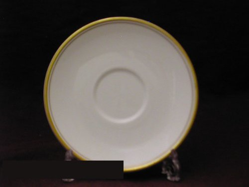 (Royal Doulton Oxford Gold Indonesia #TC1225 Saucers Only)