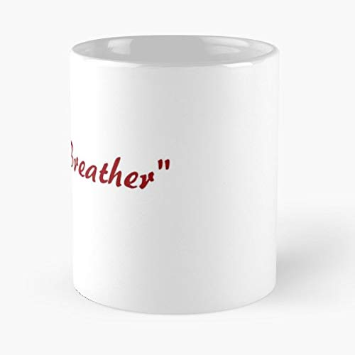 Mouth Breather Stranger Things Mike Eleven Gift Coffee/tea Ceramic Mug Father Day -