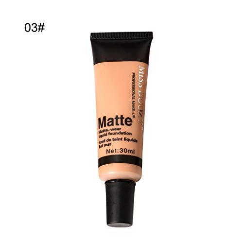 Hunputa Women Contour Cream, Concealer Contour,Hose Primer Restores Concealer And Nourishes 30ML Universal ()