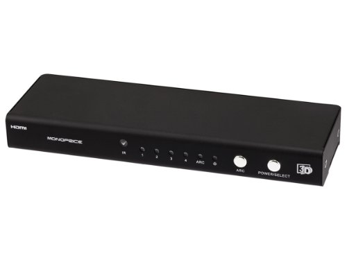 Monoprice TOSlink Digital Coaxial Channel