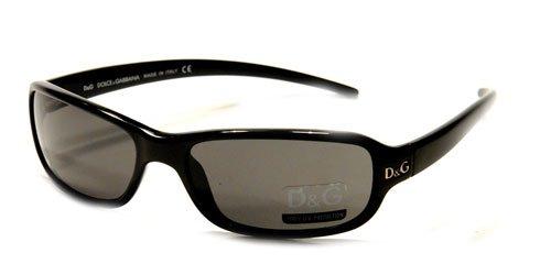 Amazon.com: D & G Dolce Gabbana – Gafas de sol DD 2200 0b5 ...