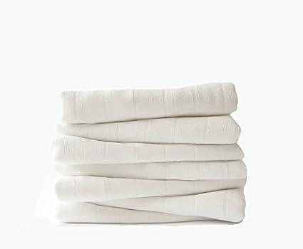 aiyu recién nacido bebé pañales de gasa 100% algodón cuatro estaciones General de fibra de
