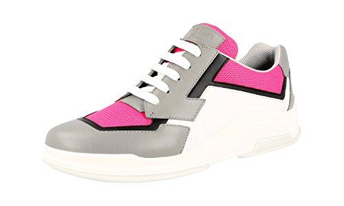 Prada Womens 3e5964 Läder Sneaker