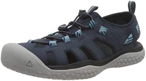 KEEN Womens SOLR High Performance Sport Closed-Toe Water Sandal