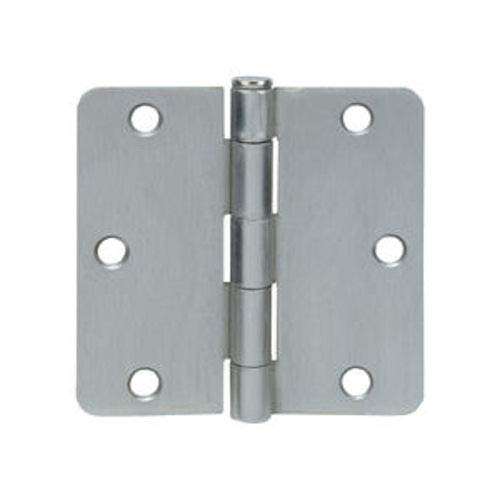 - Cosmas Satin Nickel Door Hinge 3.5