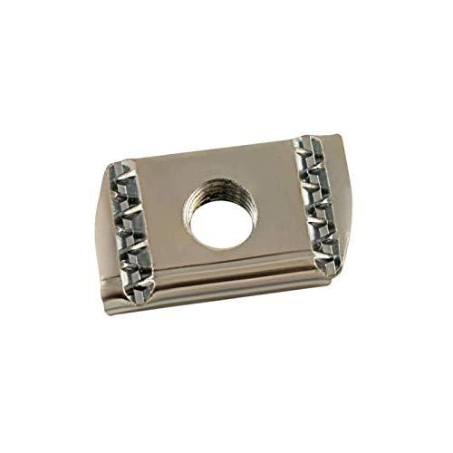 M10 Plain Channel Nuts (CNP M10)-BZP-(Bright Zinc Plated) -100 Pcs Per Box - August