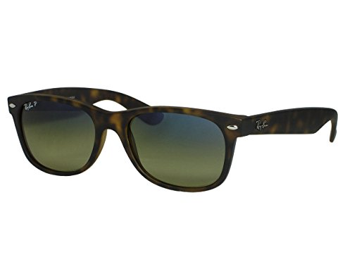 Ray Ban RB2132 New Wayfarer 894/76 Matte Havana Polarized sunglasses - Ban Wayfarer Ray Rb2132 New 894 Sunglasses Polarized 76