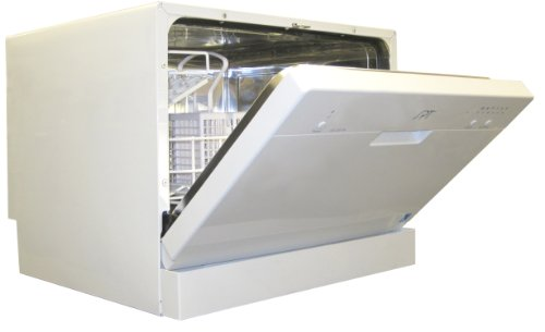SPT Countertop Dishwasher, White