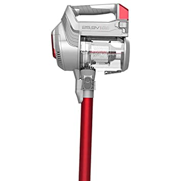Cecotec Aspirador Vertical Conga ThunderBrush 720 Immortal Battery 25,9 V (Color Rojo): Amazon.es: Hogar