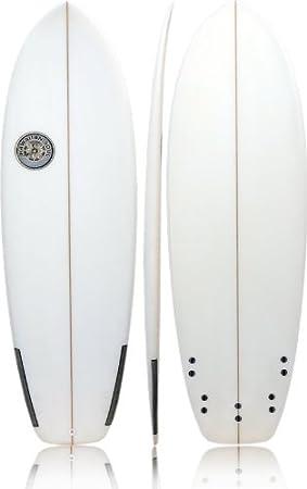 Hawaiian Soul Harrow Surfboard 5 Ft 8 5 Ft 8 Amazon Co Uk