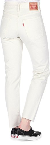 Fit ® Jeans Wedgie Levi's Icon W Bianco Sdtnq