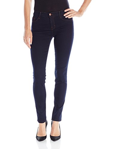 J Brand Jeans Women's 811 Mid Rise Skinny Jeans, Ink, 26 - J Brand Maternity
