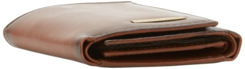 US Polo Burnished Calf Tri-fold Wallet