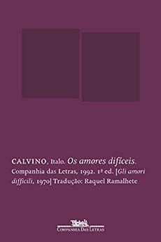 Os amores difíceis por [Calvino, Italo]