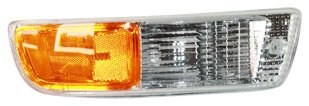 TYC 12-5057-01 Toyota Rav4 Front Passenger Side Replacement Parking/Signal Lamp Assembly
