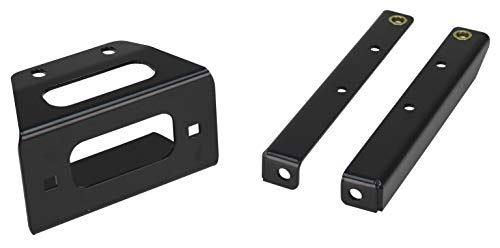 (Extreme Max 5600.3169 ATV Winch Mount for Polaris RZR 570/800)