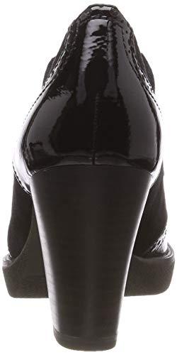 Noir 21 Botines 23311 black Femme 1 Tamaris 15HIqx