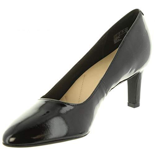 Pat Clarks Escarpins Pour Noir Black Calla Lea Femme 26132244 TY6wqgx