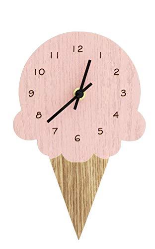 ice cream cone wall clocks - 1