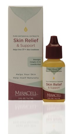 MiraCell Skin Relief and Support .5 oz by Miracell