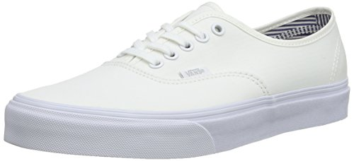 Vans Authentic, Unisex Adults Low-Top Sneaker White (White the White)