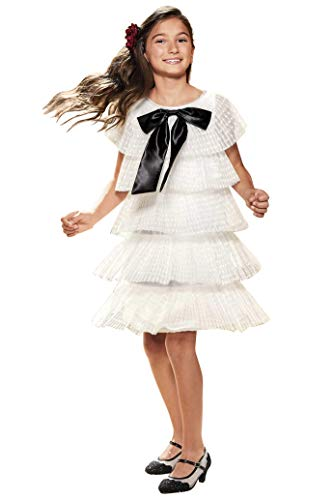 Chasing Fireflies Girls Wispy Ruffles Dress -