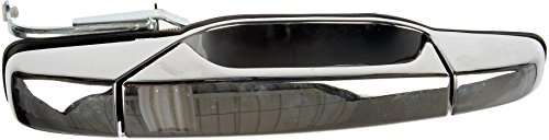 Truck Passenger Door - Dorman 80547 Chevrolet/GMC Passenger Side Replacement Rear Exterior Door Handle