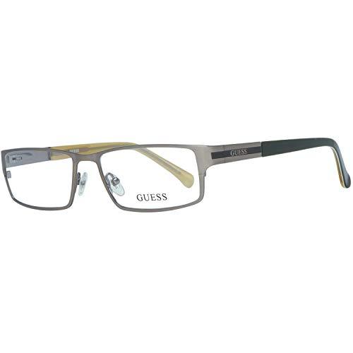 Guess GU 1787 J14 53mm Gunmetal Eyeglasses (Brille Silber)