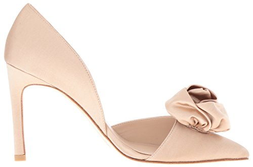 Pump Dorsey Moda Gold Pelle Women's D'Orsay Sl Platinum fHvzTqw
