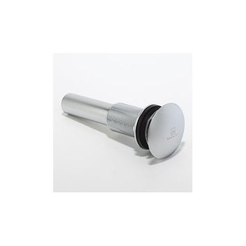 DECOLAV 9290-MC Umbrella Drain, Matte Chrome by Decolav