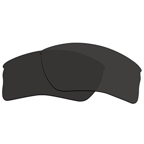 Quarter de Acompatible de de Oakley Oo9200 Polarized Jacket remplacement lentilles lunettes Black soleil pour RUZUnx