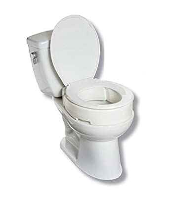 Outstanding Hinged Elevated Toilet Seat Standard Theyellowbook Wood Chair Design Ideas Theyellowbookinfo