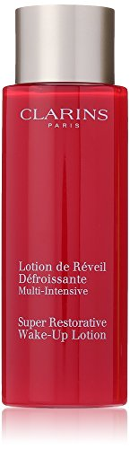 :Clarins Super Restorative Wake-Up Lotion for Unisex,4.2 Fluid (Clarins Super Restorative)