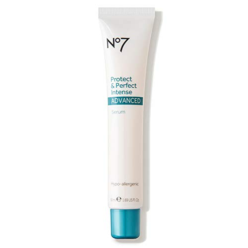 (Boots No7 Protect And Perfect Intense Advanced Serum 50Ml)