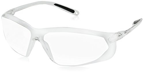 Honeywell A705 A700 Series Eye Protection Safety Glasses, Clear Frame, Clear Lens, Fog-Ban (Pack of - Ban 10