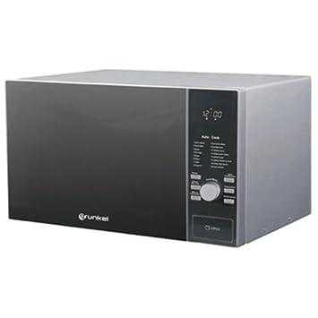 MICROONDAS GRUNKEL MWGC-30T INOX 30L 900W DIGITAL: Amazon.es ...
