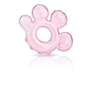 IcyBite Hand Teether, Colors May Vary