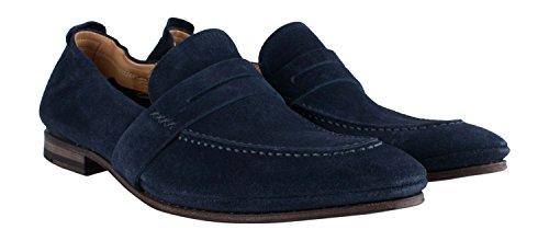 Ndc Damen Slipper Loafer Softy Blu