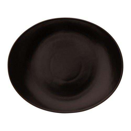 Nambe Butterfly II Onyx Dinnerware Plates, 4-Pack