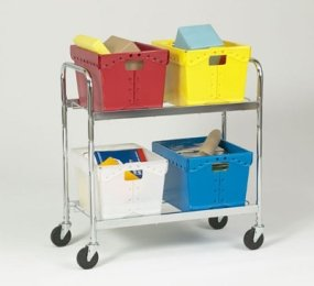 Charnstrom 4- Tote Cart (M880)