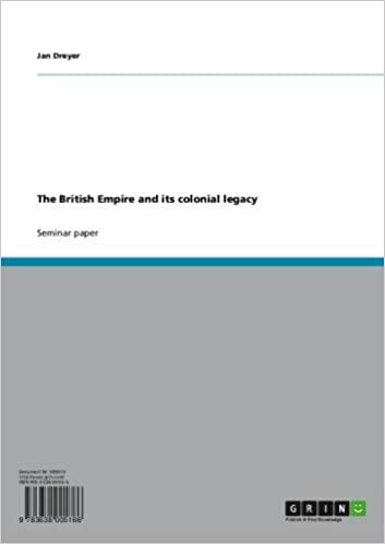 Download The British Empire and its colonial legacy PDF, azw (Kindle), ePub, doc, mobi
