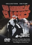 50 Musical Classics Movie Pack Collection by