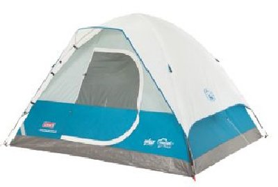 Longs Peak Fast Pitch Dome Tent, 4-Person - Coleman 2000018141