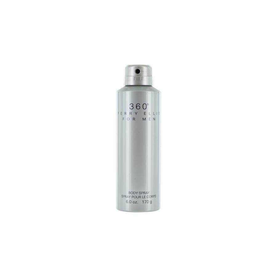 Perry Ellis 360 Deodorizing Body Spray For Men, 6.8 Ounce